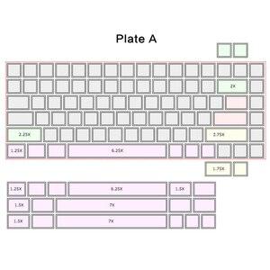 Image 2 - Placa alu placa PCB KBD75 REV 2,0 (TYPE C USB)