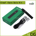 100% original eleaf icare solo kit all-in-one kit de inicio con 1.1 ml tanque y 320 mah capacidad de la batería