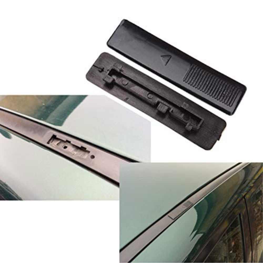 4 Buah/Set Mobil Atap Seal Cover Cocok untuk Mazda 2 Cocok untuk Mazda 3 Mazda 6 Mobil Styling Suku Cadang auto Aksesoris Eksterior