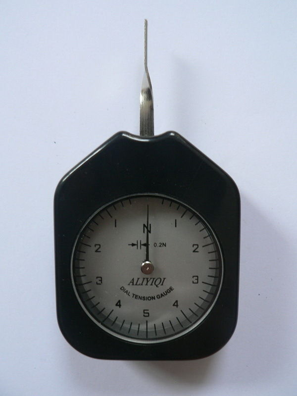 все цены на Dial Tension Gauge Force Meter Single Pointer 5 N онлайн