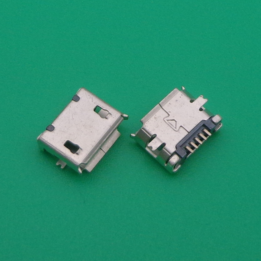 Micro USB Jack socket connector mini replacement Charging port for Nokia 6500C E66 8600 8800SA for
