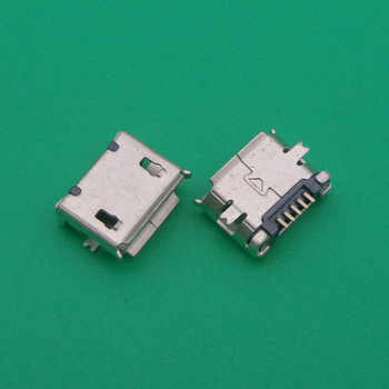 Micro USB Jack socket connector mini replacement Charging port for Nokia 6500C E66 8600 8800SA /for ZTE N60/U506/A390E/E310 - DISCOUNT ITEM  8 OFF Lights & Lighting