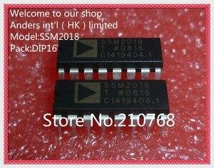 Image 1 - 5 قطعة/الوحدة SSM2018P SSM2018 dip16