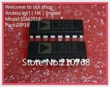 5pcs/lot      SSM2018P      SSM2018      DIP16