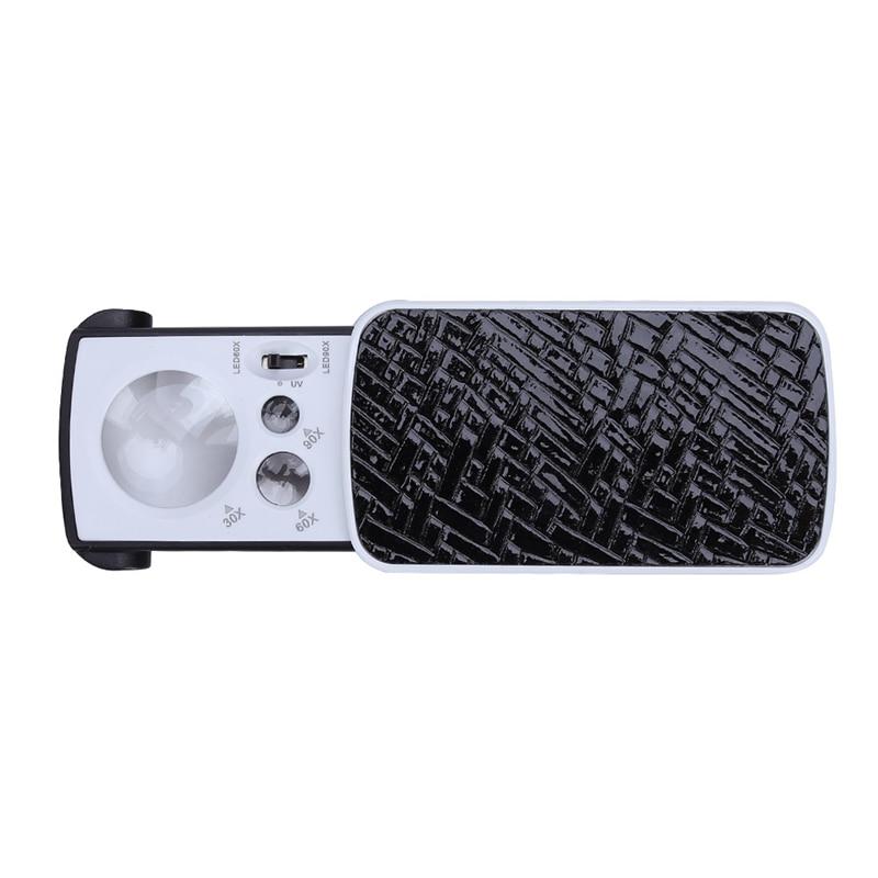 Schmuck Lupe Hohe Vergrößerung Acryl Optische Lensmirror Make-up Spiegel 100% Hochwertige Materialien Schönheit & Gesundheit Schminkspiegel