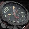 CURREN Известный Бренд Кварцевые Часы 30 М Жизни Вода Стойкие Мужчины Часы Casual Luxury Наручные Часы Мужской Часы Relogio Masculino