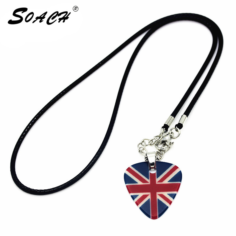 SOACH 2015 Necklace Collares Pendant Strips Chain Necklaces Jewelry Picks Guitar Picks 1.0mm