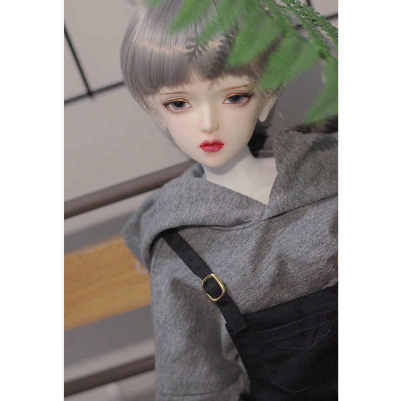 Bjd кукольный парик с короткой стрижкой 1/3 1/4 1/6 1/8 Бесплатная доставка