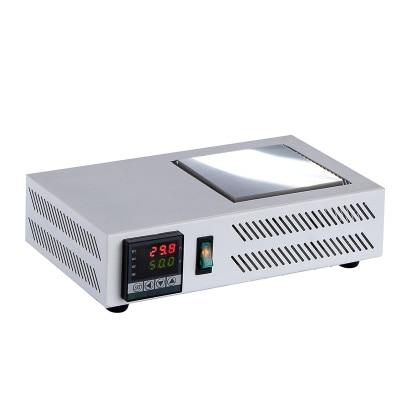 Nauja Taivano šildymo stalo pastovios temperatūros kaitinimo stalo kaitinimo lentelės šildymo platformos temperatūros platforma