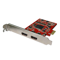 HDMI Video Capture Card PCI E Grabber 1080P Video Sources Game for XBOX High Quality