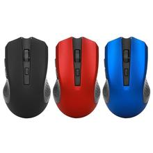 649568f9ccc W7 USB 2.4G Wireless Gaming Mouse 1600 DPI 6 Buttons Ergonomic Mice for  Desktop Laptop