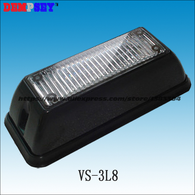vs 3l8 led grill lights tir 6 3w led 18 flash pattern waterproof rh aliexpress com 120V LED Wiring Diagram LED Light Fixture Wiring Diagram