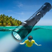 New Arrival Brinyte DIV01 XML-U2-CREE Diving 800LM 3 x C Battery LED Flashlight For Night Riding Diving Underwater 150m
