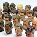 Modelo Soldados da Segunda Guerra Mundial da floresta, 1/6 Modern Cabeça soldados Das Forças Especiais Figuras de Ação Brinquedos para As Crianças