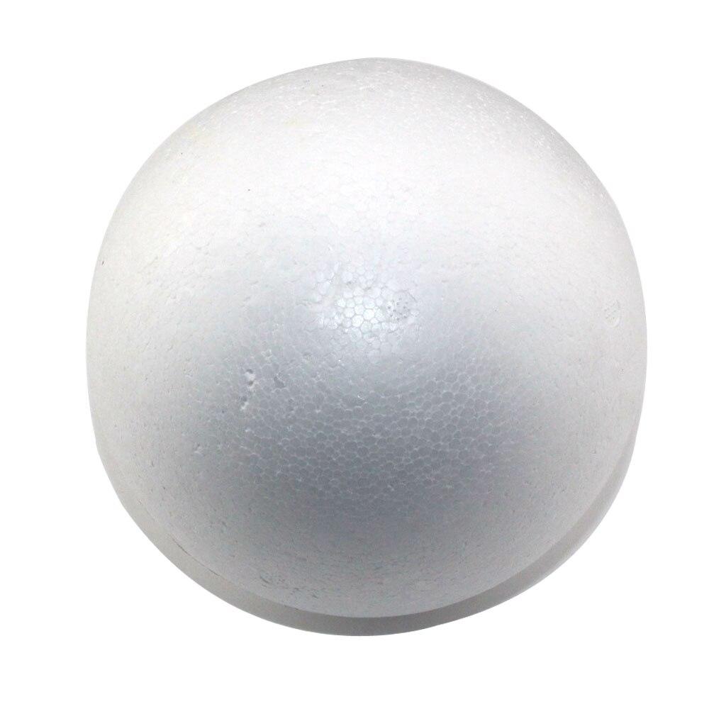 Cake Decorating Foam Balls : Free shiping wholesale 9cm natural white styrofoam round ...