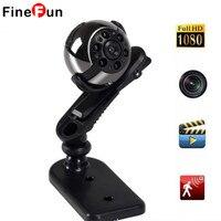 Mini Camera DV HD 1080P 720P 360 Degree Rotation Digital Camera Voice Video Recorder DVR Infrared