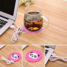 5 в USB силиконовый нагреватель тепла нагреватель молоко чай кофе кружка горячие напитки чашка