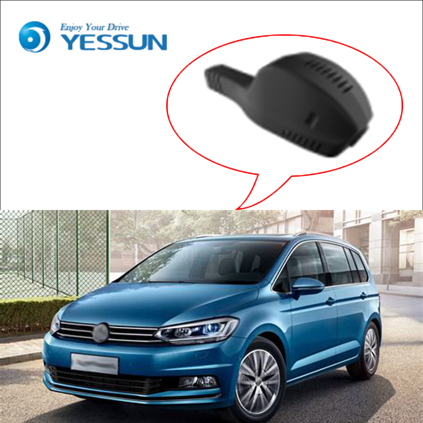 YESSUN for Volkswagen Touran L Car DVR Driving Video Recorder Front Dash Camera HD 1080P Not Rear Back Camera  YESSUN for Volkswagen Touran L Car DVR Driving Video Recorder Front Dash Camera HD 1080P Not Rear Back Camera