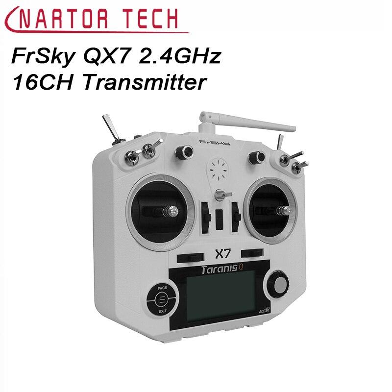 FrSky ACCST Taranis QX7 2.4 GHz 16CH Émetteur Mode 1 Mode 2 Pour RC Modèle Livraison Gratuite
