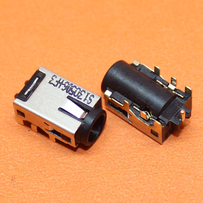 где купить 10x NEW DC Power Jack Connector for Asus Vivobook Zenbook UX31 UX21 UX31 UX32 UX31a UX31e UX32vd X201E Ultrabook DC jack дешево