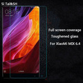 Si Tai&SH 9H Tempered Glass For XiaoMi Mix 6.4inch Screen Protector oleophobic coating CHYI Brand 2.5D Glass Protective Film