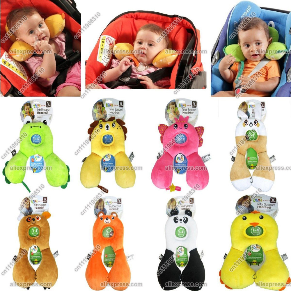 Infant Car Seat Neck Support Pillow Baby Kid Toddler Child Infant Car Auto Seat Stroller