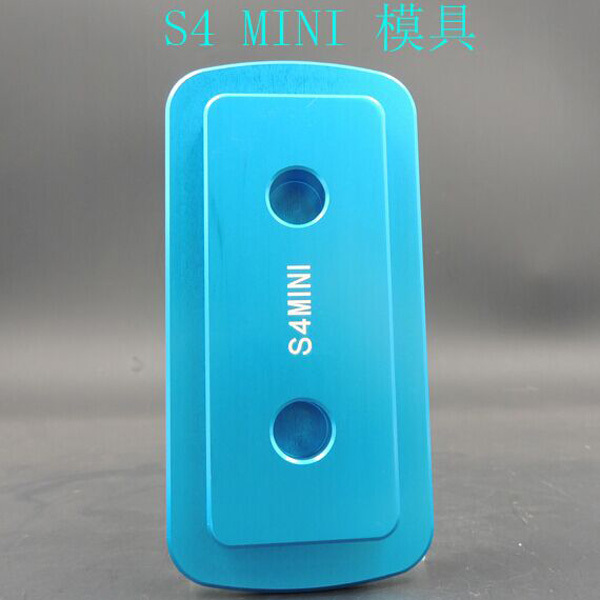 цены  1PCS Metal 3D Sublimation mold Printed Mould tool heat press For Samsung Galaxy S4 MINI i9190 Free shipping