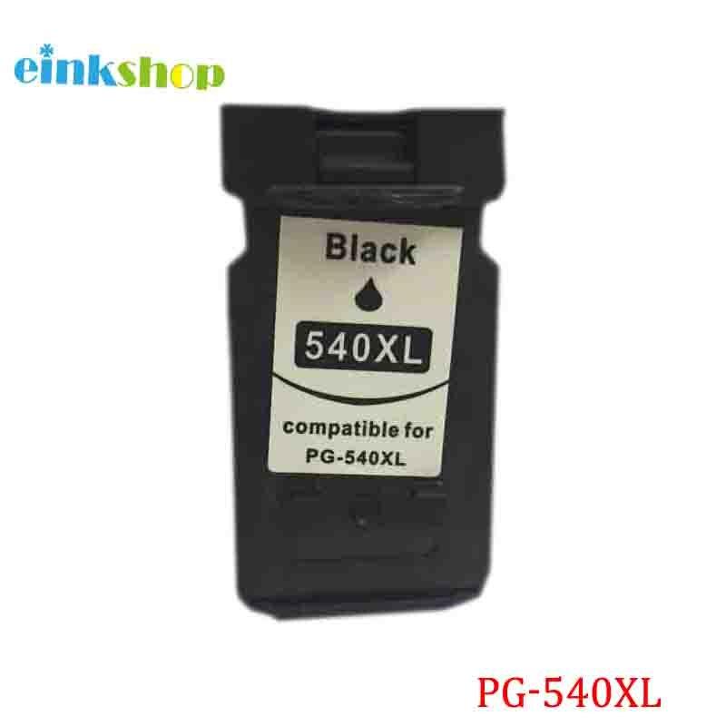 PG-540XL PG-540 Cartucho de Tinta Preta Para Canon PIXMA MG3150 MG3250 MG4150 MG2150 MG2250 MG3550 MX375 MX395 MX435 MX455 MX525
