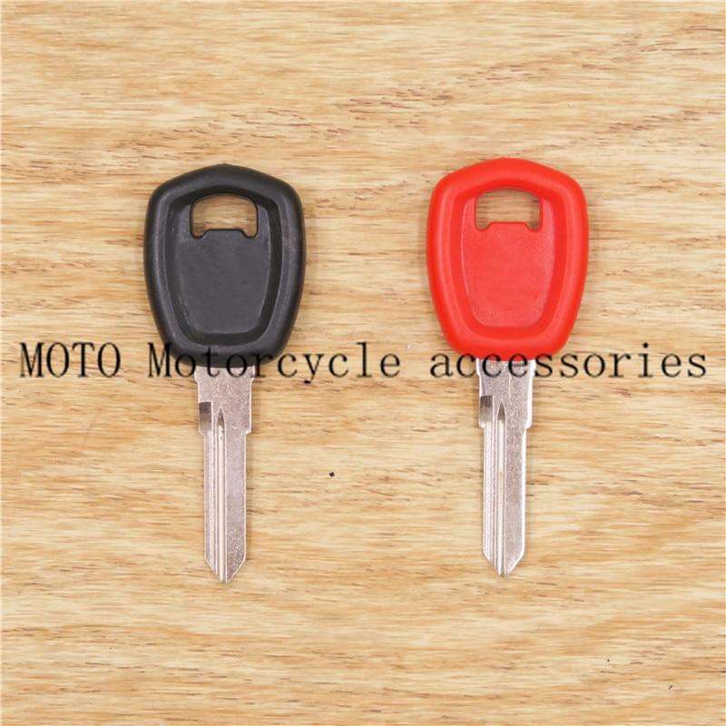 Motorcycle Uncut Blade Blank Key For Harley 500 700 750 Embryo Uncut Blade Motorcycle Key