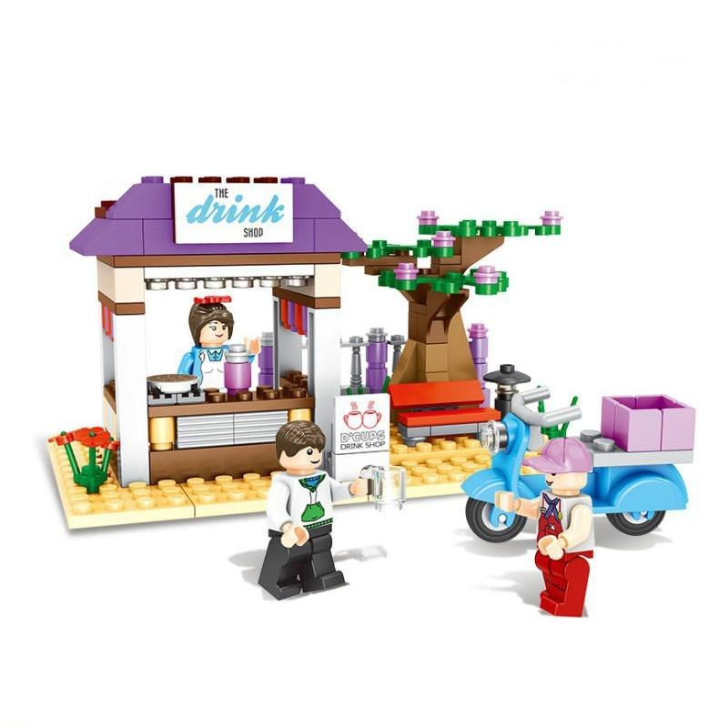 Building Blocks Compatible with Technic J20318 177P Models Building Kits Blocks Toys Hobby Hobbies For Chlidren