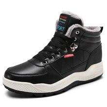 Теплые Термальность Треккинговые ботинки Мужские ботинки походная Для мужчин Термальность обувь открытый синий черный Кемпинг Сапоги и ботинки для девочек Кружево до Mountain Обувь