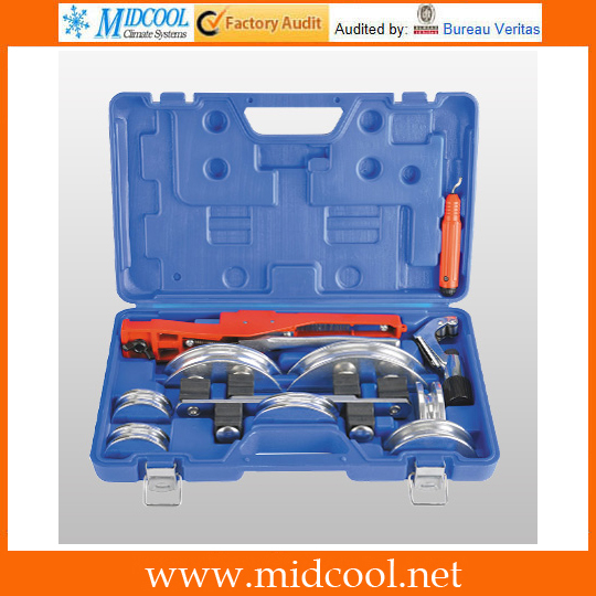 Aluminum tube Hand pipe bender,copper tube bender MULTI BENDER KIT CT-999F 4 32mm bearing tube pipe cutter hand pipe hobbing circular blades for cutting copper iron aluminum stainless steel tubes