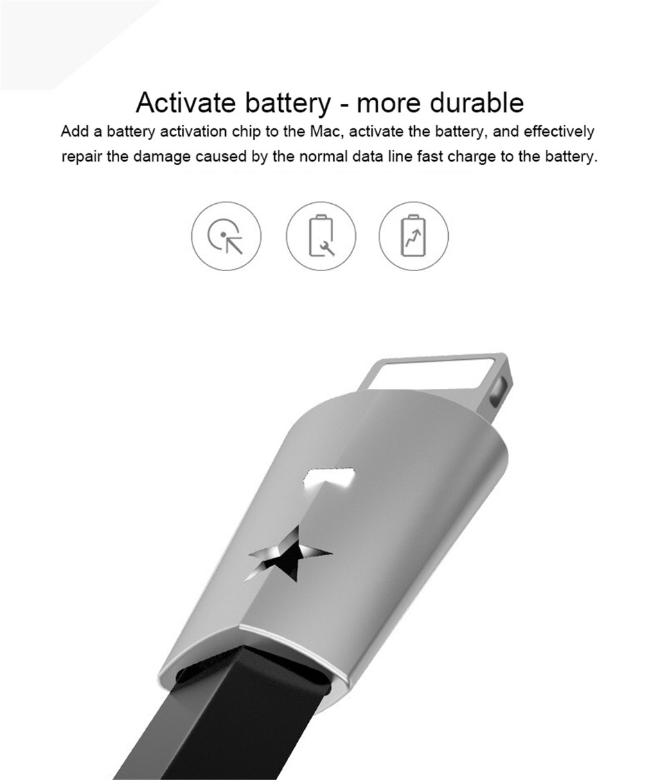 !ACCEZZ USB Charger Cable Fast Charging For iPhone X 10 8 7 6 5 Plus For iPad Mini IOS 9 10 11 Phone Lighting Charge Cables 1 (10)