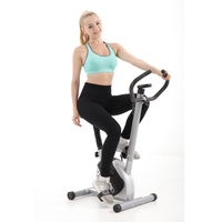 RU warehouse Indoor Cycling Bikes 110kg load Exercise bicycle High Quality Home Fitness bike weight loss indoor bike
