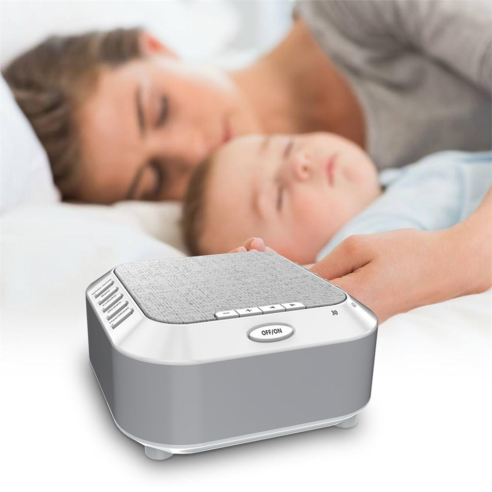 купить Newest Baby's Comfort Sleep Aid Device Assistance for Fast Sleep Fall Asleep FasteWith 5 Soothing Sounds and Auto-off Timer по цене 1733.17 рублей