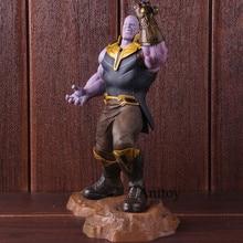 Lensple Thanos Artfx Statue Thanos  Endgame Figure Collectible Model Toy For Gift artfx statue green lantern batman 1 10 scale pre painted figure collectible model toy 8 20cm