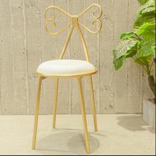 Dresser stool bow chair iron hotel stool все цены