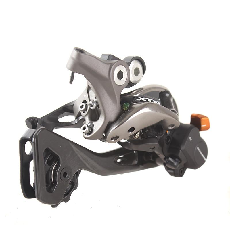 SHIMANO X.T.R RD M9000 задний переключатели век +/Блокировка Системы горный велосипед аксессуар горный велосипед Запчасти для 11 s Скорость