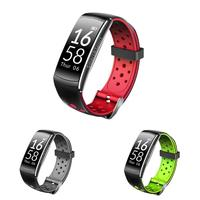 Q8 Smart Band Bluetooth IP68 Waterproof Heart Rate Monitor Call Reminder Fitness Tracker Sport Smart Wristband for Android iOS