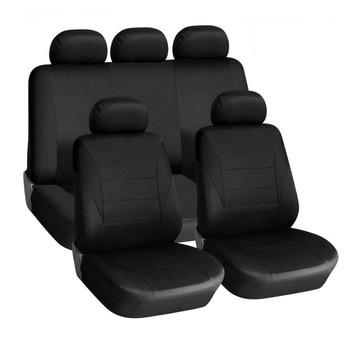 9 pièces/ensemble housses de siège de voiture antipoussière lavable protections de siège housse de protection légère universelle complète housses de siège pour les voitures automobiles