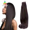 2017 Nuevo Estilo de largo Pelo Sintético Extensiones de pelo Onda del Cuerpo ondulado Natural Rizado paquetes armadura del pelo piezas