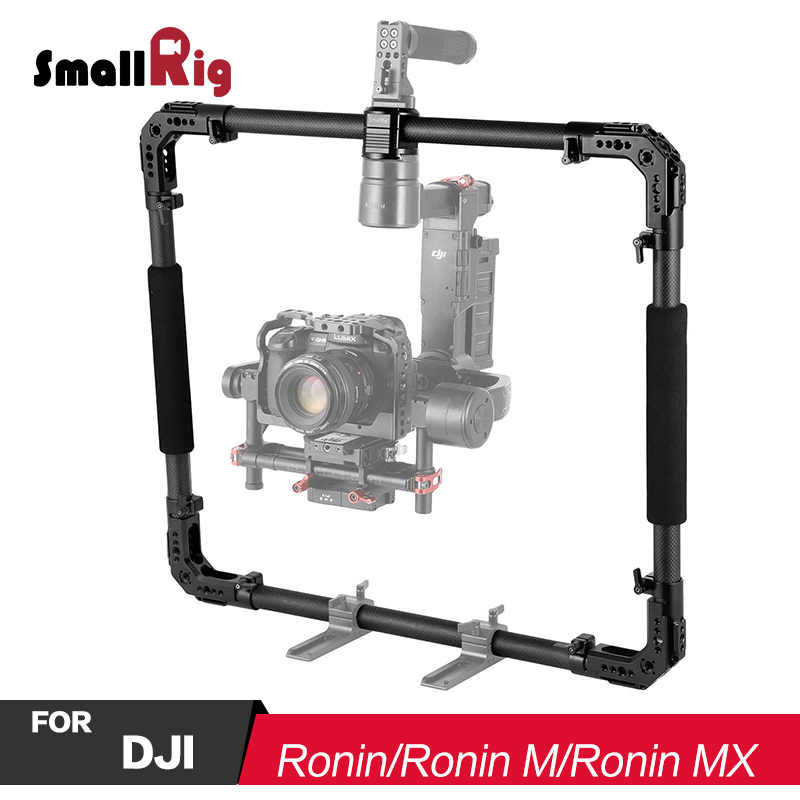 SmallRig DSLR Camera Gimbal Handheld Ring for Ronin/Ronin M/Ronin MX Stabilizer 2068 ronin master y 721