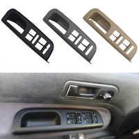 Auto Car Interior Door Panel Window Switch Control Panel Bezel Trim For VW Passat B5 Jetta Bora Golf Mk4 Volkswagen 3 Colors