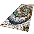 60X180 CM Teppich Flur Fußmatte Anti - Slip Teppich Absorbieren Wasser Küche Matte #2591
