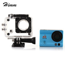 Q3H+ HD 4K Action Camera WiFi 30M Waterproof 2.0 inch Screen 1080P Remote Digital Sport Cam Video Camcorder go extreme pro