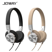 JOWAY TD01 Foldable Headphones Gaming Headset Music Stereo Audio Earphone with Microphone for Mobile Phone PC Laptop Computer
