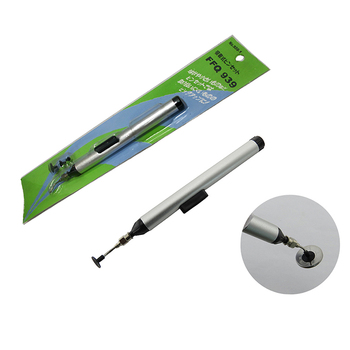 FFQ 939 Vacuum Sucking Pen Pencil IC Easy Pick Up Tool FFQ-939 SMD SMT BGA Soldering Rework station Hand Tool image