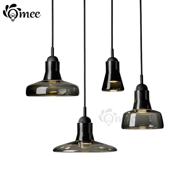 combination modern pendant light fixtures. E27 Modern Brokis ABCD Shadows Led Crystal Pendant Lamp Free Combination Glass Smoky Gray Light Fixtures