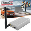 Auto WiFi Display Spiegel Link Box Adapter MiraScreen DLNA Airplay voor Android iOS
