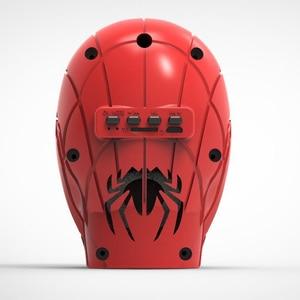 Image 5 - Spider Man Bluetooth Speaker Wireless Bluetooth V5.0 Subwoofer With FM Radio TF Card For Phone PC Speaker High Definition Sound